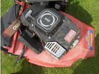 Suzuki OHV mower engine ex Toro 21 inch 53 cm self propelled - breaking f spares