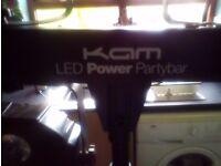Kam led power party bar