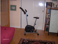 Star Shaper Magnetic Exercise Bike