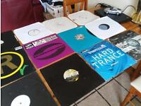 72 x records vinyl, club, oldskool, trance, dj, top dance