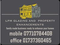 Glazing & Property Services in Surrey and surrounding area's. We will beat ANY quote guaranteed.