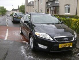 ford mondeo Auto 2,0 ltr diesel mot,d full year ex company car faultless drives great