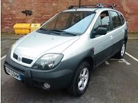 Immaculate Renault Scenic 4X4 RX4