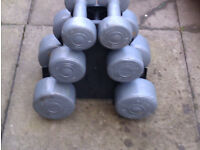 exercise weights