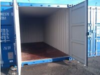 40 ft shipping container, suitable for either domestic or business use