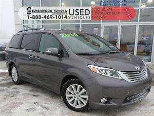 2015 Toyota Sienna - MUST GO!!!! SAVE $4000!!! -