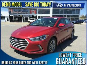 2017 Hyundai Elantra GL Auto - DEMO MODEL - SAVE BIG TODAY