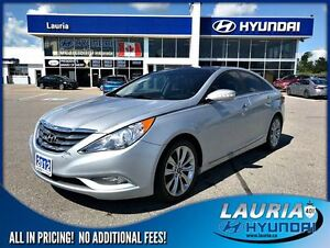 2012 Hyundai Sonata 2.0T Limited - Leather / Panoramic sunroof