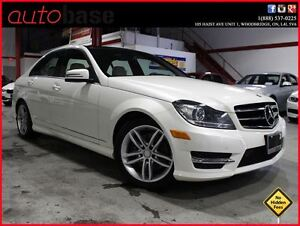 2014 Mercedes-Benz C-Class C300 4MATIC NAVI|DRIVING ASSIST|PANOR