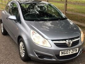 Vauxhall Corsa 1.0L low insurance Ideal 1st car Low mileage 1 lady owner FSH