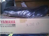 Yamaha XJR 1300 saddle