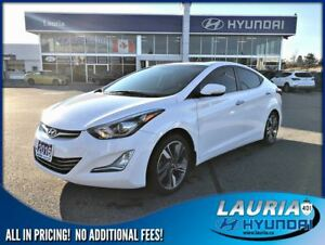 2016 Hyundai Elantra Limited Auto - Leather / Navigation