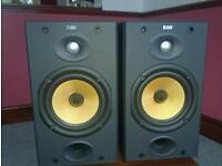 bowers & wilkins 601 series 2 speakers