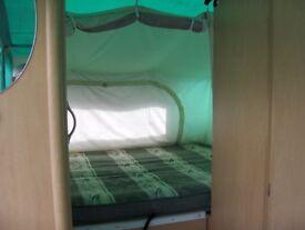 Pennine Pathfinder Folding Caravan