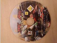MX VS ATV - UNTAMED. PLAYSTATION 3. ONLY £5.00