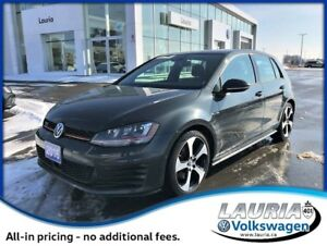 2016 Volkswagen Golf GTI 5-Door Autobahn