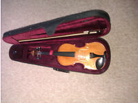 Small Violin - 3/4 Size - Paesold Schroetter