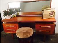 G plan fresco dressing table /desk