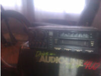 Audioline 1980s stereo *NEW*