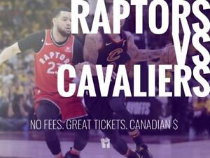 TIKTIKS | Raptors vs Cavaliers Oct 17th @ Scotiabank Arena | Cheaper than Ticketmaster. CAD$. No Fees
