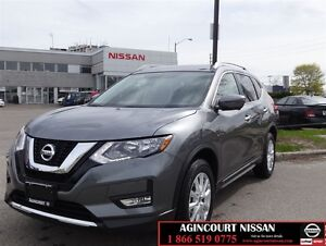 2017 Nissan Rogue SV AWD |Moonroof|7 Seater|Navigation|