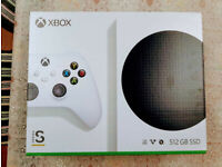 Xbox Series S Digital Console - New and sealed