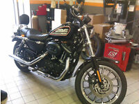 Harley Davidson 883R Sportster