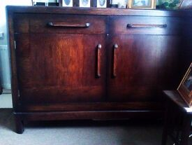 VERY NICE STURDY HAND MADE REAL GOOD QUALITY VERSATILE CHEST, CABINET, CUPBOARD, UNIT