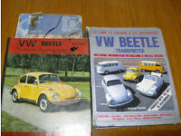 VW Beetle Restoration and Repair Manuals