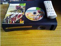 xbox elite 360 game and remote please read ad