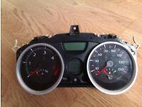 Renault Megane 2 Mk2 Speedo Head Dash Clocks Cluster Instrument.