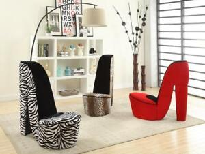 living room shoe chairs (GL725)