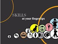 Advertise your service/job ||| Skills-Yard Sharetribe