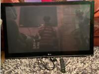 """LG 50PS3000 1080HD Plasma Tv 50"""" with remote control"""