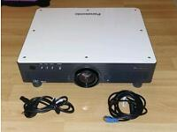 Panasonic PT-D5600E DLP HD Projector