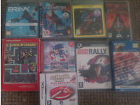 SNES, Dreamcast, PS3, Intellivision, DS,Games £10