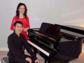 Piano and Vocal Duo available for weddings, parties and corporate events. North East