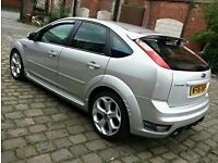 2006 FORD FOCUS ST-2,5DR,2.5 TURBO,280 BHP,REMAP,XENONS,10 MONTHS MOT,PX.R32,GTI,S3,S4...