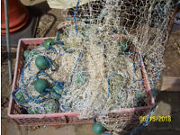 Very large fishing net