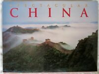SPECTACULAR CHINA, BY NIGEL CAMERON. ILLUSTRATED HARDBACK BOOK