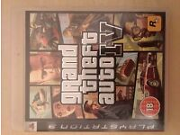 GRAND THEFT AUTO IV. PS3. ONLY £7.00