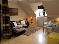 2 Bedroom Fully Furnished, Top Floor Flat to Rent