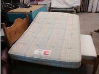 Slumberland Ortho Plus 1100 Posture Springing double mattress