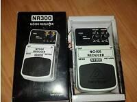 Behringer/boss noise gate