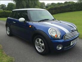 2007 BMW Mini 1.6 Cooper (Non Supercharge)