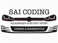 UNLOCKING HIDDEN FEATURES ON ALL VOLKSWAGEN AUDI SEAT SKODA BASED IN BIRMINGHAM