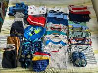 Boy Clothes Bundle 2-3 Years