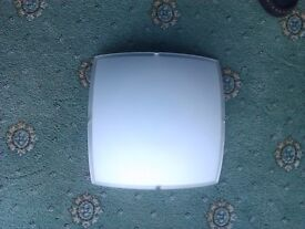 Ceiling Light with 2 matching wall lights