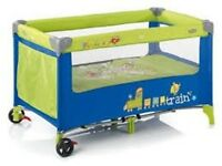 Travel Cot - Jane Duo - Trains