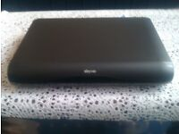 SKY HD MULTI ROOM BOX SLIMLINE WITH REMOTE IN GOOD WORKING ORDER.
